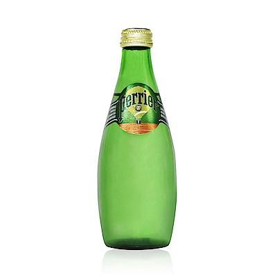 法國Perrier沛綠雅 氣泡天然礦泉水法網限量瓶(原味)(330mlx24入)