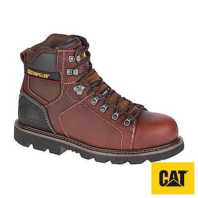 【CAT】ALASKA 2.0 ST 輕量鋼頭鞋-咖啡(90865)