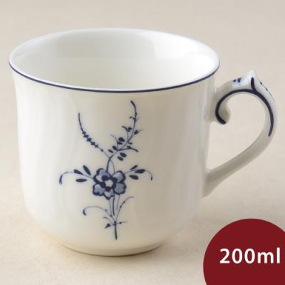 德國Villeroy&Boch唯寶 老盧森堡系列 咖啡杯 200ml