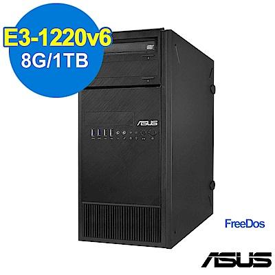 ASUS TS100-E9 伺服器 自由配