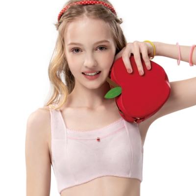 思薇爾 惹萌漾小蘋果系列B-E罩軟鋼圈包覆內衣(淡粉色)