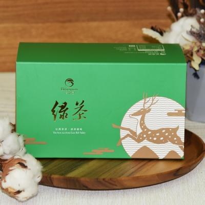 碧蘿園 綠茶包(2.5gx30入/盒)