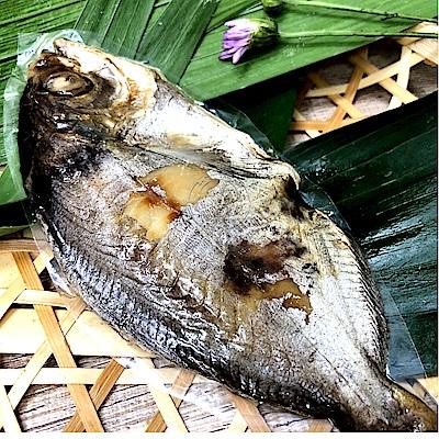 團購台灣手工 》天然海味整隻蒸肉魚(刺鯧)35g*40包(魚刺已軟化)真空包