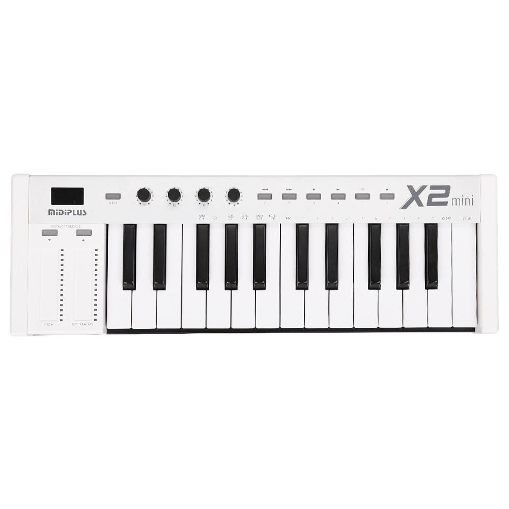 MIDIPLUS X2 mini USB MIDI 主控鍵盤