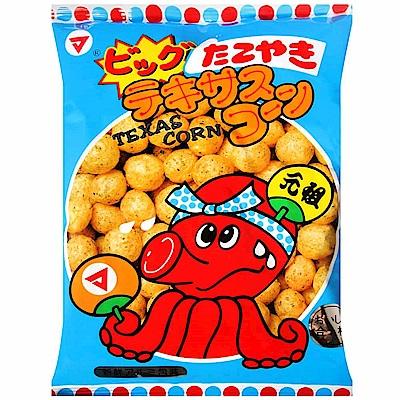 松山製果 章魚燒風味玉米餅 (65g)