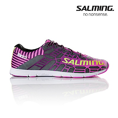Salming RACE 5 女競速慢跑鞋 紫粉 SL1287026-5353