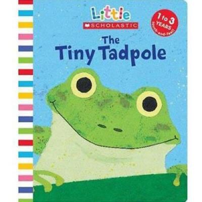 The Tiny Tadpole 小蝌蚪觸摸概念小書