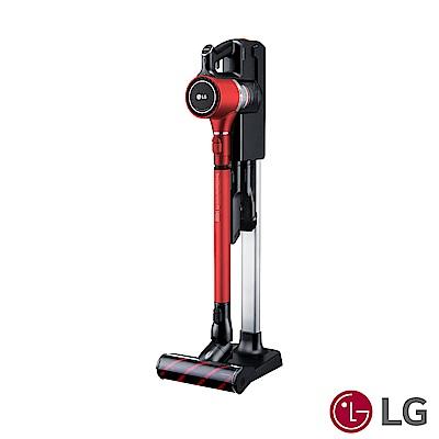 LG A9PBED2B (紅) 快清式無線吸塵器 送好禮