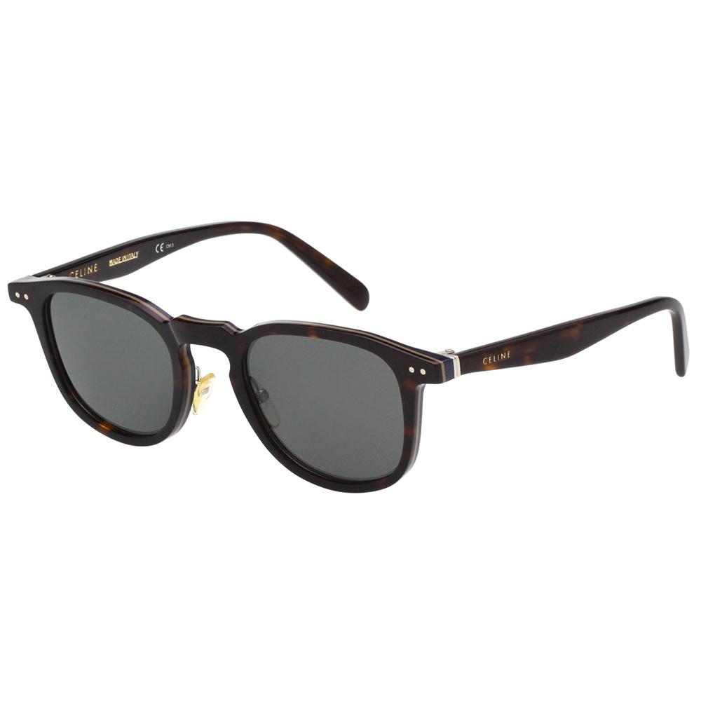 CELINE 復古 太陽眼鏡(琥珀色)CL41412FS