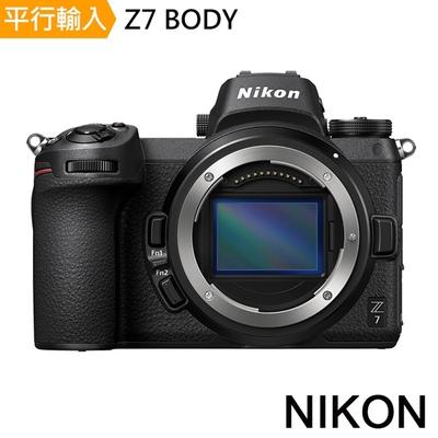 Nikon Z7 BODY單機身 平行輸入