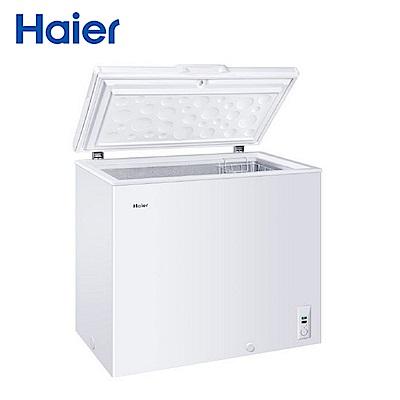 Haier 海爾 203公升上掀密閉冷凍櫃HCF-203S