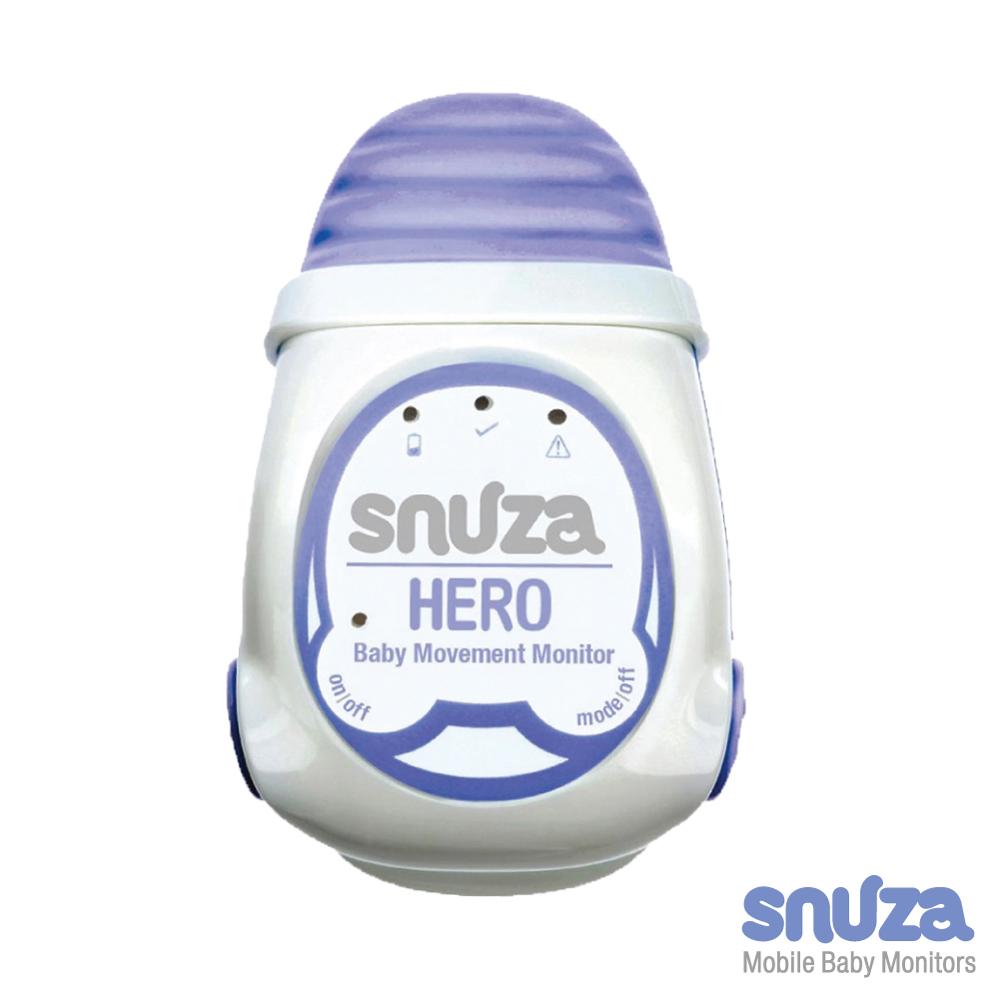 Snuza Hero 嬰兒呼吸動態監測器