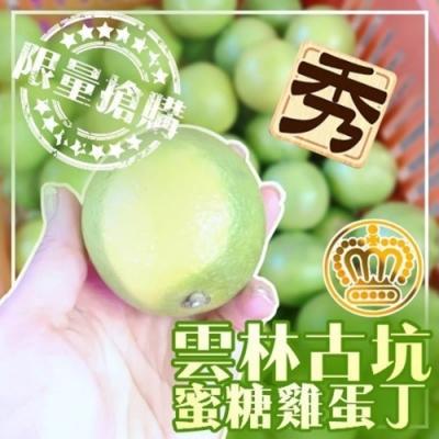 【天天果園】雲林古坑雞蛋丁禮盒10斤