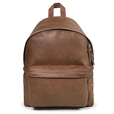 EASTPAK 後背包 Padded PakR系列 Brownie Leather