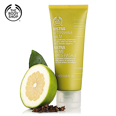 The Body Shop KISTNA(騎士)身體&頭髮清潔露-200ML