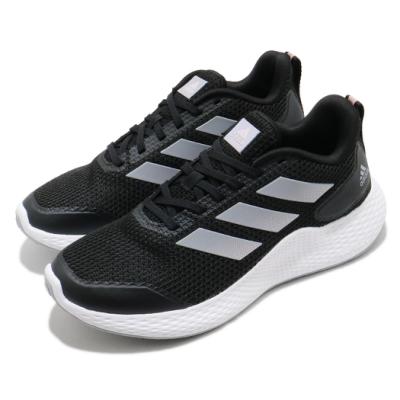 adidas 慢跑鞋 Edge Gameday 男鞋 愛迪達 三線 基本款 路跑 網布 黑 白 GZ5279