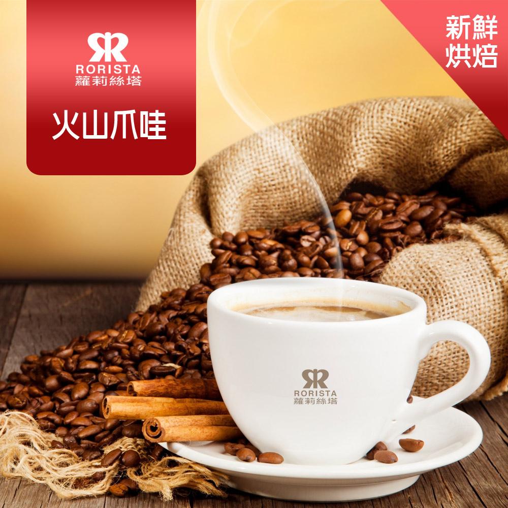 【RORISTA】火山爪哇_嚴選咖啡豆(450g/包)