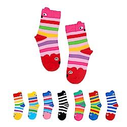 WHY AND 1/2 條紋短襪 多色可選
