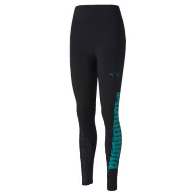 PUMA-女性訓練系列First Mile 9分緊身褲-黑色-歐規
