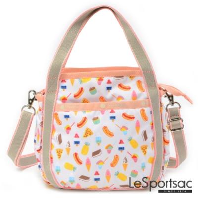 LeSportsac - Standard 隨身小巧手提/兩用包 (夏季點心)