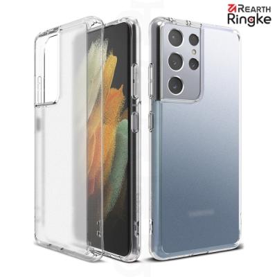 【Ringke】三星 Samsung Galaxy S21 Ultra Fusion Matte Case 霧面抗指紋防撞手機保護殼