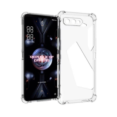 IN7 ASUS ROG Phone 5 (6.78吋) ZS673KS 氣囊防摔 透明TPU空壓殼 軟殼 手機保護殼