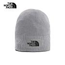 The North Face北面男女款灰色保暖透氣針織毛帽 3FH1V3T