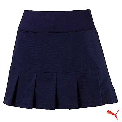 PUMA GOLF 女 高爾夫球系列短裙 577947 02