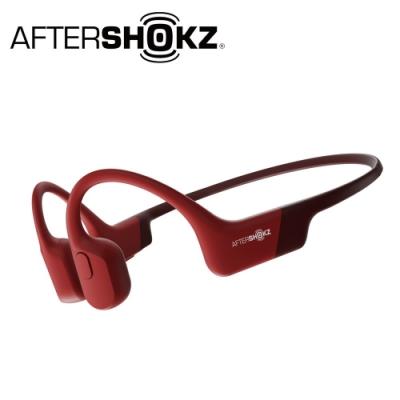 AFTERSHOKZ AEROPEX AS800骨傳導藍牙運動耳機(烈日紅)