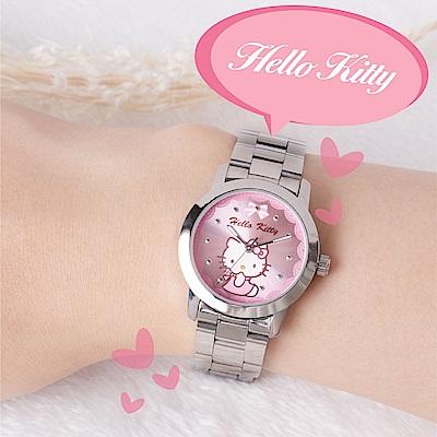 [時時樂限定]HELLO KITTY凱蒂貓俏皮時尚腕錶-八款任選