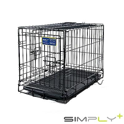 SIMPLY PLUS 烤漆摺疊籠 1.5尺 黑色【SP-DMM1-22】