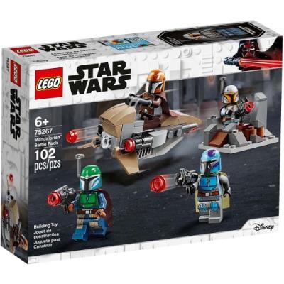 樂高LEGO 星際大戰系列 - LT75267 Mandalorian Battle