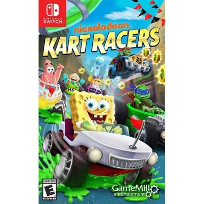 尼克卡通賽車手 Nickelodeon Kart Racers-NS Switch英文美版