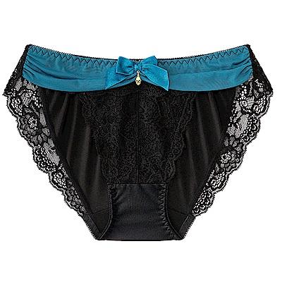 aimerfeel 單品內褲   淑女 透視奢華三角褲     單品內褲 -577181-BG