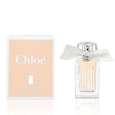 Chloe Les Mini Chloe小小白玫瑰女性淡香水20ML