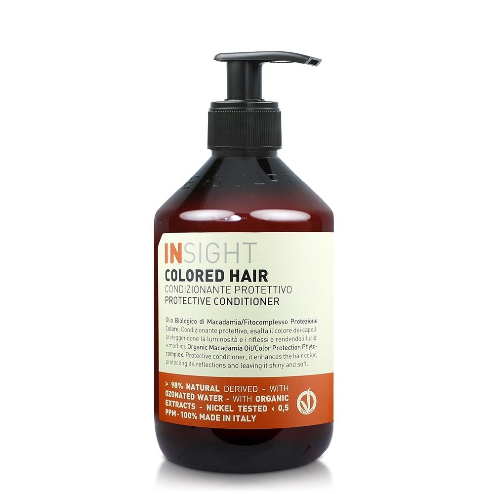 INSIGHT茵色 堅果油護色護髮素400ml