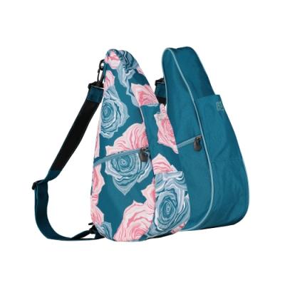 Healthy Back Bag 雙面水滴單肩側背包-S 薔薇之戀