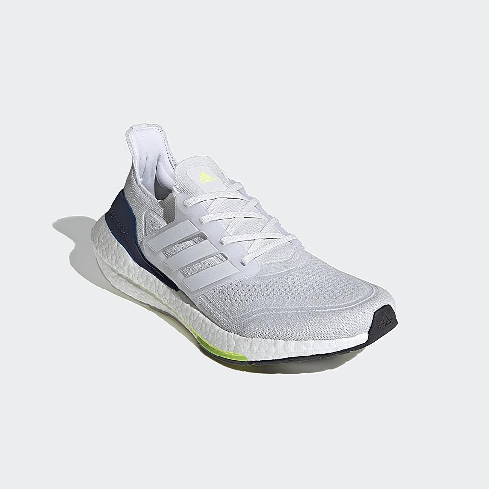 adidas ULTRABOOST 21 跑鞋 男 FY0371