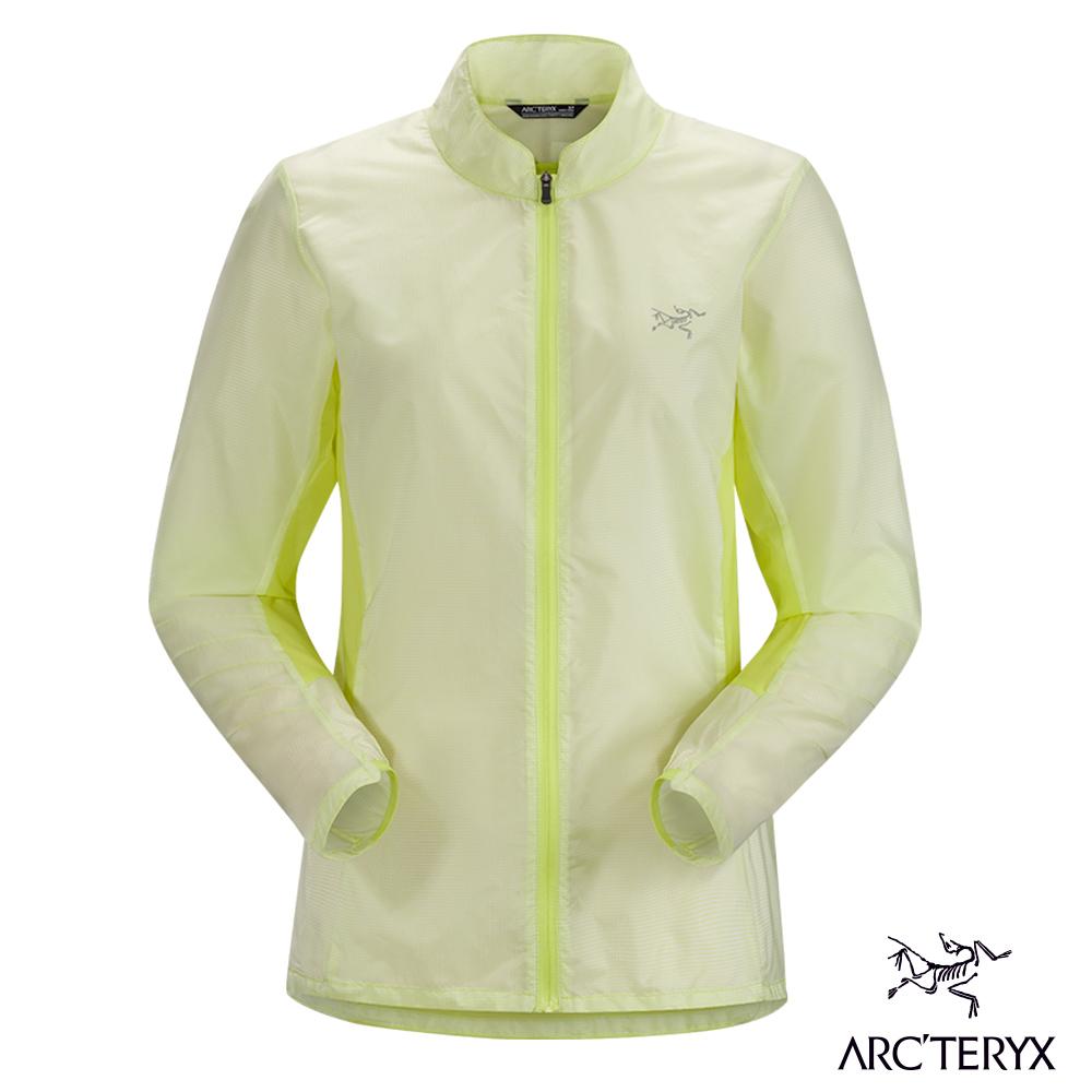 Arcteryx 始祖鳥 女 Cita SL 風衣外套 電流綠