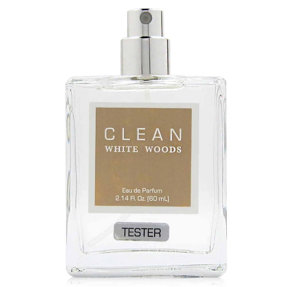 CLEAN WHITE WOODS 白色森林淡香精 60ml Tester