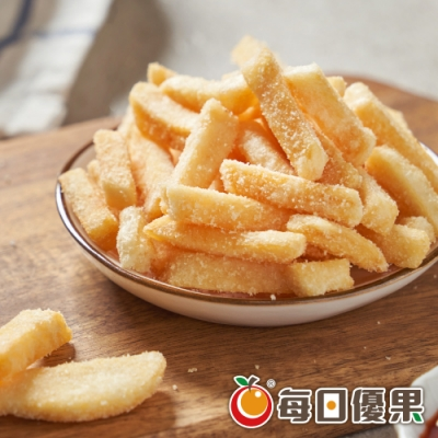 每日優果 黃金脆薯條-經典鹽味(135g)