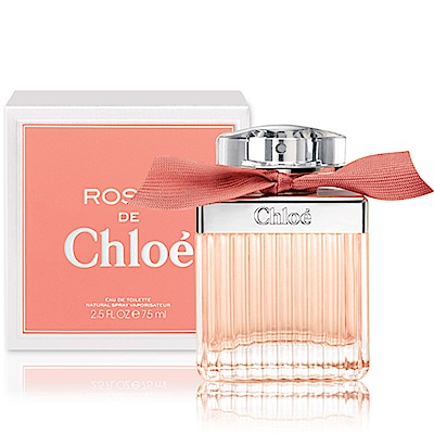 Chloe克羅埃 玫瑰女性淡香水75ml-快速到貨