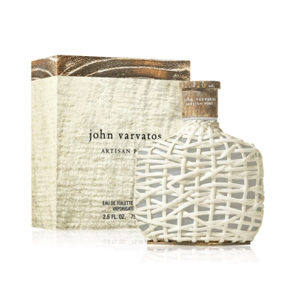 John Varvatos Artisan Pure 工匠純淨男性淡香水75ml EDT-公司貨