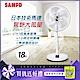 SAMPO聲寶 18吋 7段速微電腦遙控DC直流電風扇 SK-FB18DR product thumbnail 1