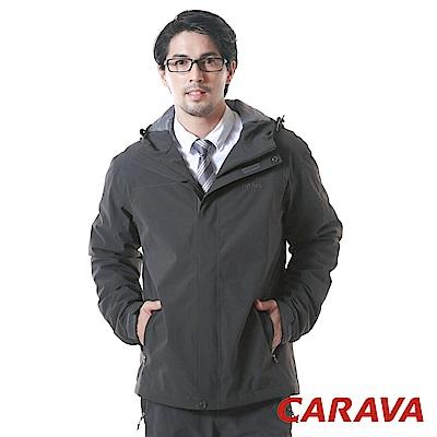 CARAVA 《極地禦寒外套》(深鐵灰)