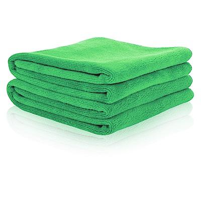 車的背包 強力吸水車用擦拭巾(30x30cm 6入組)綠色