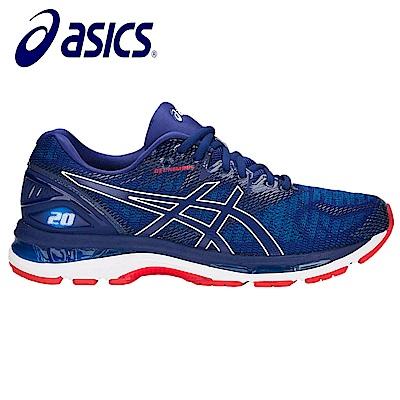 Asics 亞瑟士 GEL-NIMBUS 20 男慢跑鞋 T800N-400