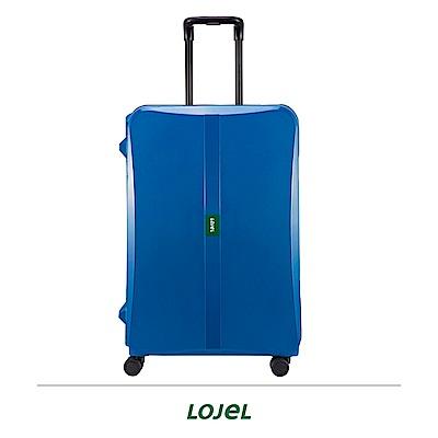 LOJEL OCTA2 30吋拉桿箱 藍色 PP材質 框架 密碼扣鎖