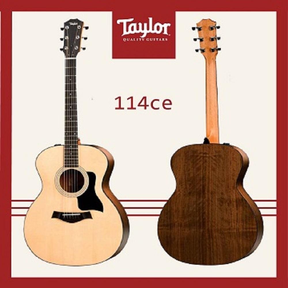 Taylor 114CE 電木吉他 / 民謠吉他 /公司貨
