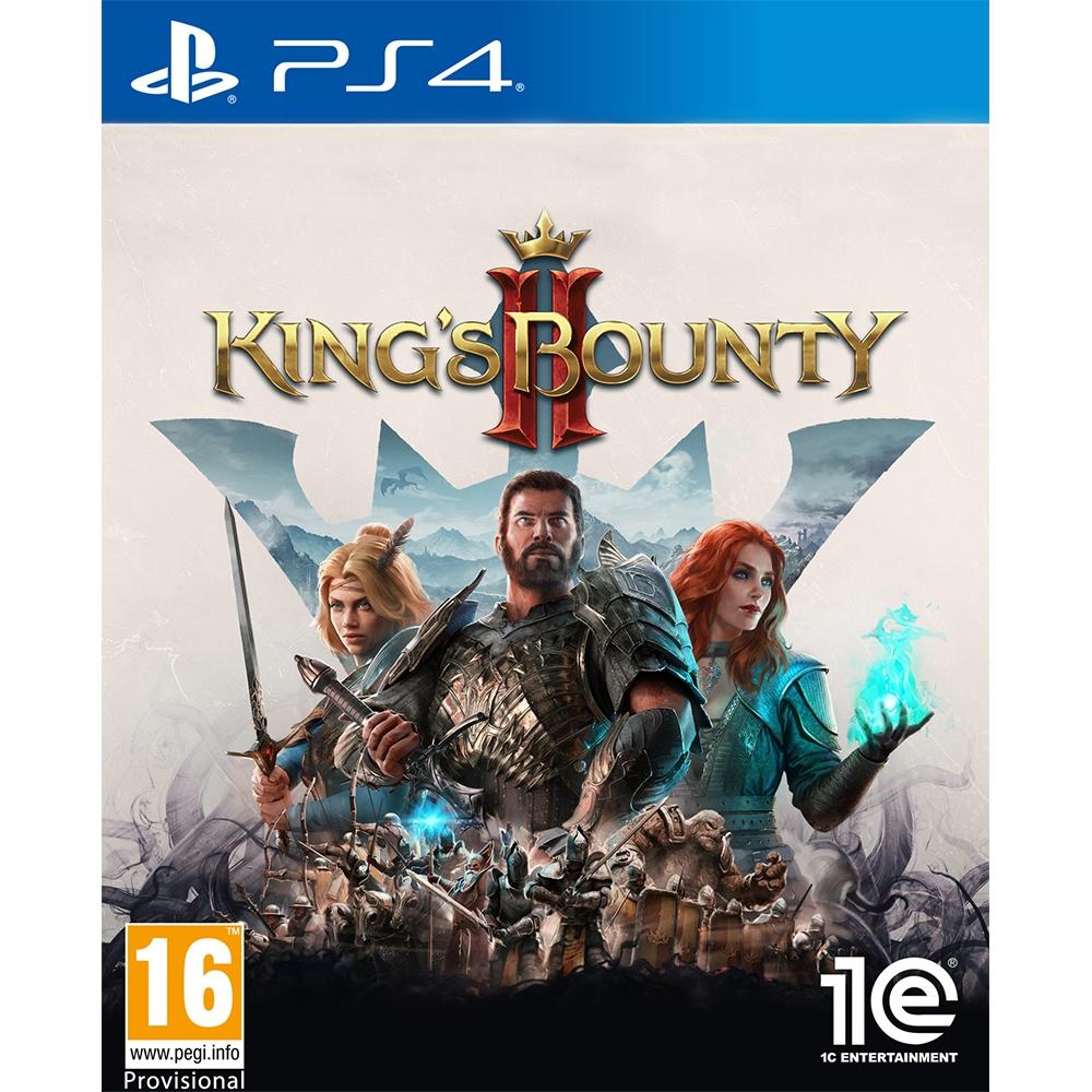 (預購)PS4 King's Bounty II(中文版)